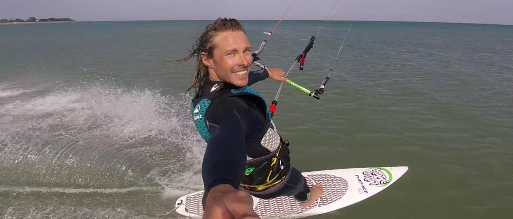 Alex Robin école de kitesurf